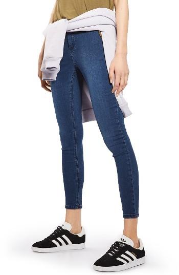 TopshopPetite Women's Topshop Joni High Waist Skinny Jeans