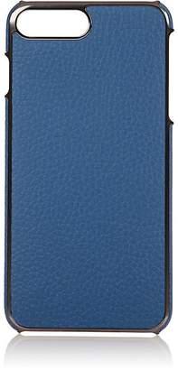 Barneys New York Men's Leather iPhone® 7 Plus/8 Plus Case