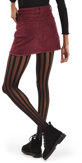 Women's Topshop High Rise Corduroy Miniskirt 2