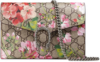Dionysus Blooms print mini chain bag $1,350 thestylecure.com
