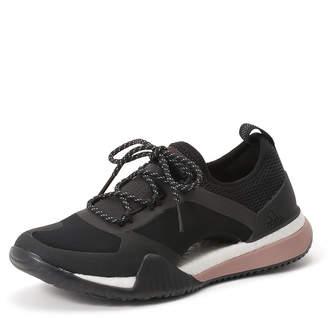 adidas by Stella McCartney (アディダス バイ ステラ マッカートニー) - adidas by Stella McCartney TRN Pure BOOST XTR3.0 トレーニングシューズ コアブラック/スモークピンク/ノーブルマルーン 240