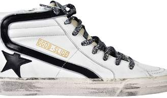 Golden Goose Slide High-cut Sneakers