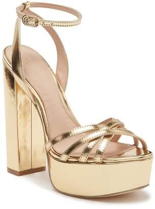 Rachel Zoe Charlotte Platform Ankle Strap Sandal