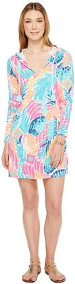 Lilly Pulitzer UPF 50+ Rylie Cover-Up Dress Women's Dress