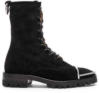 Alexander Wang Kennah Suede Boot