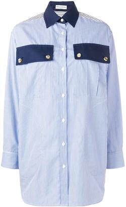Sonia Rykiel classic striped shirt