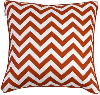 Indo Soul Indosoul Maui Outdoor Cushion, Red & White