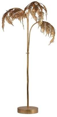 A&B Home Destin Palm Floor Lamp
