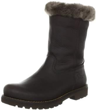 Panama Jack Women's Alaska Igloo Ankle Boots, (Brown B2), 4 UK