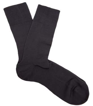 Falke Sensitive Malaga Socks - Mens - Navy
