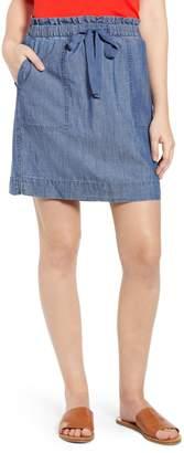 Caslon Paperbag Waist Skirt