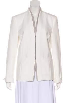 J Brand Long Sleeve Structured Blazer