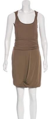 Richard Chai Sleeveless Mini Dress