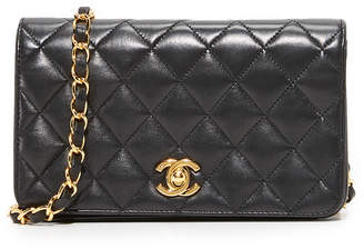 Chanel What Goes Around Comes Around Mini Flap Bag (Previously Owned)