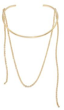 Jules Smith Loren Choker $125 thestylecure.com