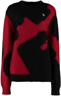 Marcelo Burlon County of Milan Mohair-wool Sweater
