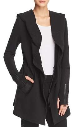Blanc Noir Traveler Hooded Jacket