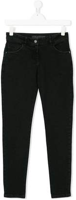 Zadig & Voltaire Kids classic skinny jeans
