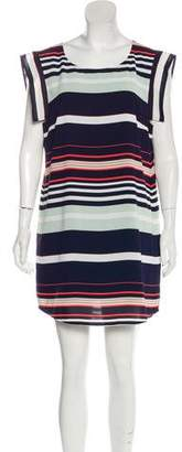 Rebecca Minkoff Stripe Mini Dress