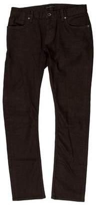 John Varvatos Tonal Slim Jeans
