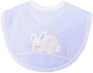 3 Marthas Bunny Applique Bib