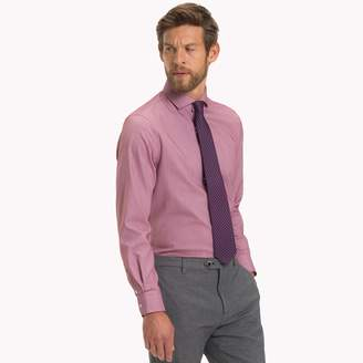 Tommy Hilfiger Classic Cotton Dress Shirt
