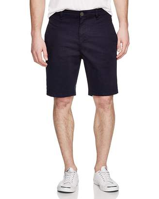34 Heritage Nevada Twill Shorts $115 thestylecure.com