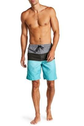 Burnside Colorlock Swim Shorts