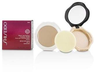 Shiseido NEW Sheer & Perfect Compact Foundation SPF 21 (Case + Refill) - # B00