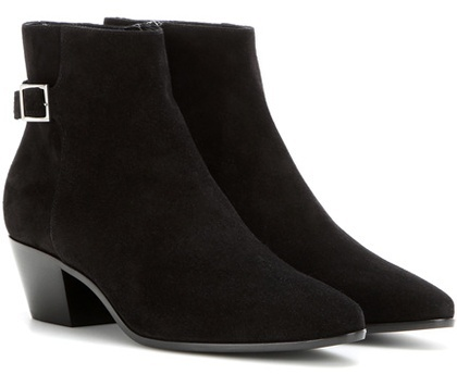 Saint LaurentSaint Laurent Rock 40 Suede Boots