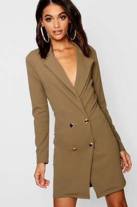 boohoo Blazer Dress