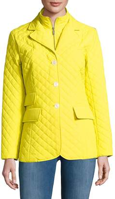Jane Post Women's Quilted Riding Jacket
