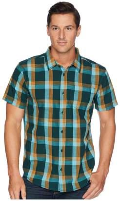 Prana Ecto Short Sleeve Shirt Men's Short Sleeve Button Up