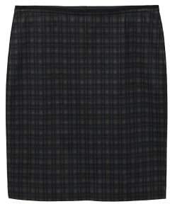 Violeta BY MANGO Checked skirt