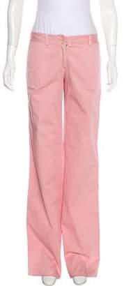 Missoni Mid-Rise Wide-Leg Pants