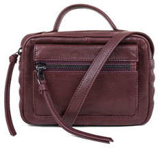 Kooba Liv Mini Leather Camera Bag $248 thestylecure.com
