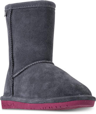 BearPaw Little Girls' Emma Short Boots from Finish Line