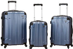 ABS by Allen Schwartz Fox Luggage 3pc Sonic Upright Luggage Set