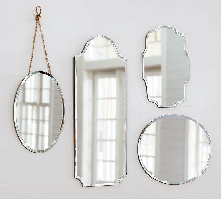 Eleanor Frameless Mirrors