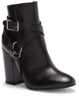 Gianvito Rossi Vipnero Harness Ankle Boot