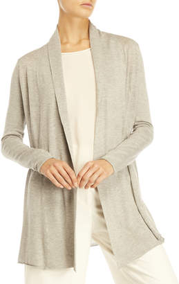Joan Vass Shawl Collar Duster