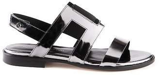 Formentini Perla Calandra Leather Sandal