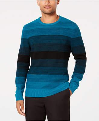 Alfani Men Striped Sweater