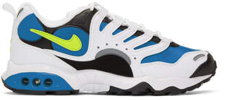 Nike Blue and White Air Terra Humara 18 Sneakers