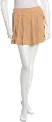 Tracy Reese Pleated Mini Skirt w/ Tags $65 thestylecure.com