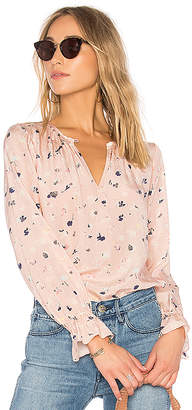 Rebecca Taylor Holly Floral Top