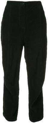 Zambesi curved knee cropped trousers