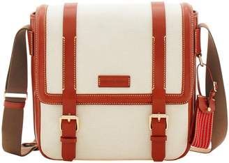 Dooney & Bourke Toscana Canvas Graham Messenger