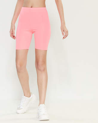 Polly & Esther Techno Bike Shorts