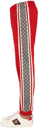 Gucci Tech Jersey Track Pants